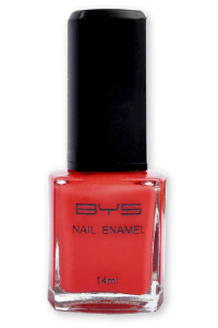 <b>BYS Nail Polish - Kiss Me Coral No. 142</b>